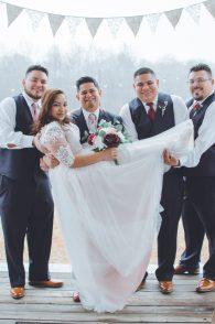 Ingrid & José Luis' Wedding, Mebane, NC 2018